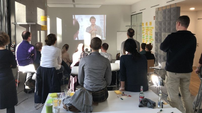 Design Thinking & agile projects